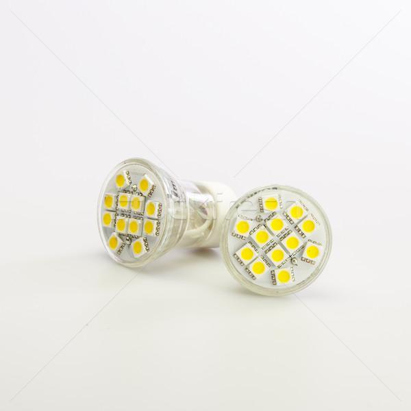 Modern LED bulbs Stock photo © jarin13