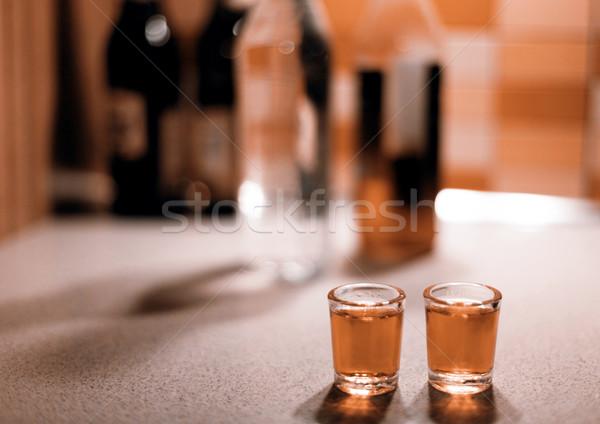 Tsjechisch rum traditioneel partij achtergrond Stockfoto © jarin13