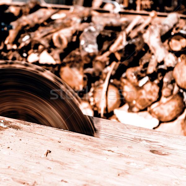 Circular saw blade Stock photo © jarin13