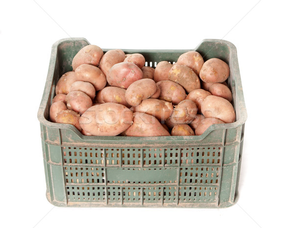 potatoes box Stock photo © jarp17