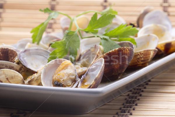 one clams Stock photo © jarp17
