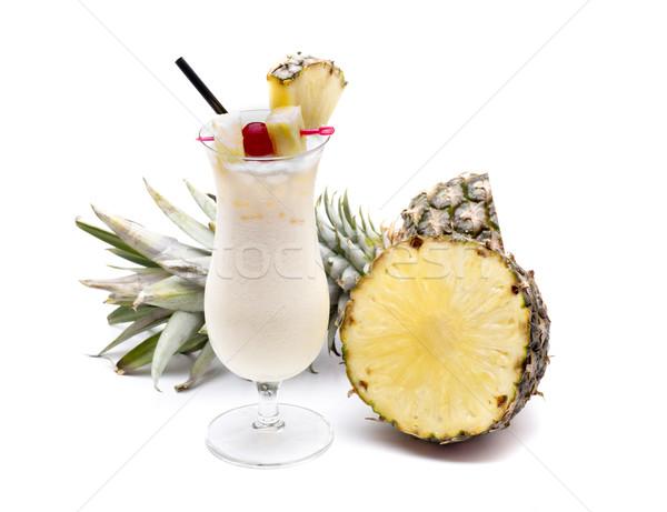 piña colada fruit Stock photo © jarp17