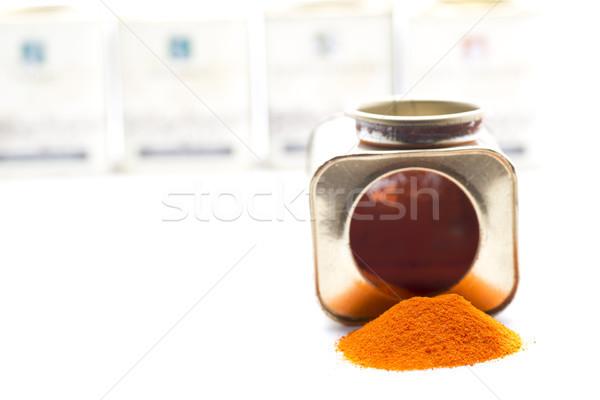 spices dye Stock photo © jarp17