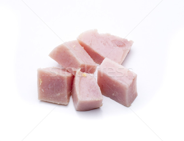 quadrate ham Stock photo © jarp17
