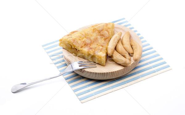 peak omelette Stock photo © jarp17