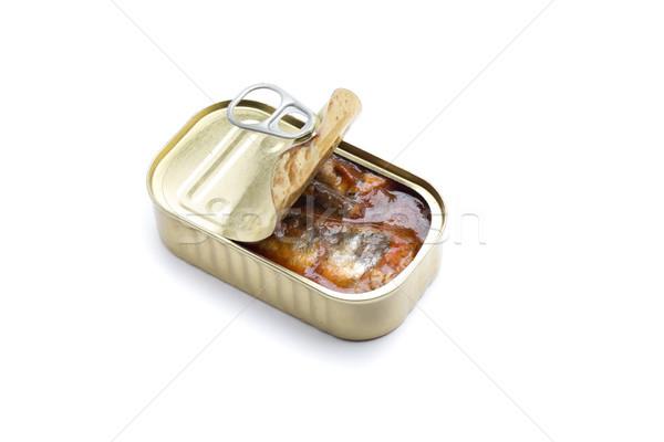 sardines canister Stock photo © jarp17