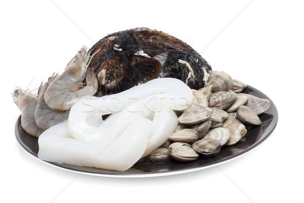 Ingredientes mar fresco espanhol Foto stock © jarp17