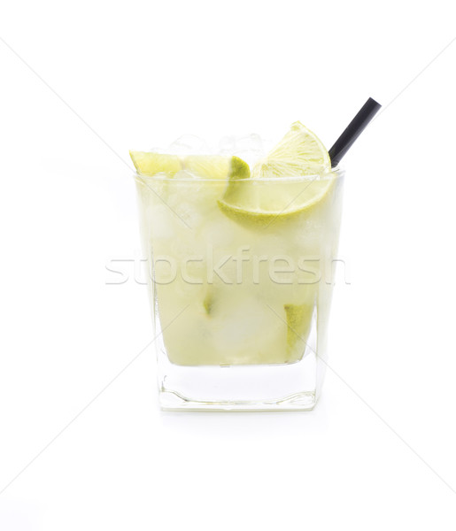 Caipiroska cocktail  Stock photo © jarp17
