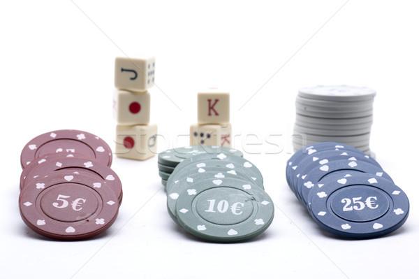 tokens euro Stock photo © jarp17
