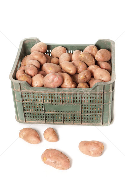 potatoes 20 kilograms Stock photo © jarp17