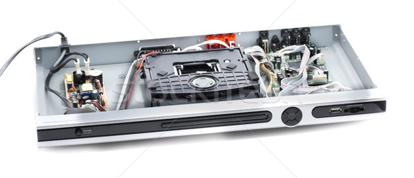 disassembled dvd Stock photo © jarp17