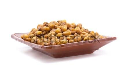 кукурузы орехи белый студию здорового Сток-фото © jarp17