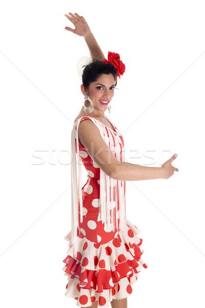 flamenca ole Stock photo © jarp17