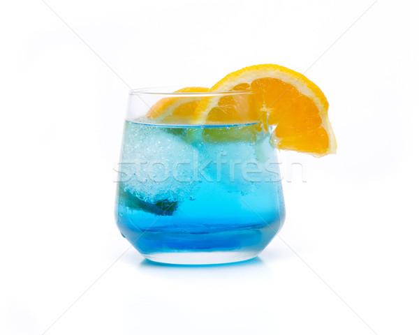 blue lagoon Stock photo © jarp17