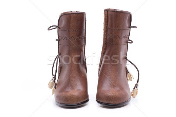 boots flamenco Stock photo © jarp17