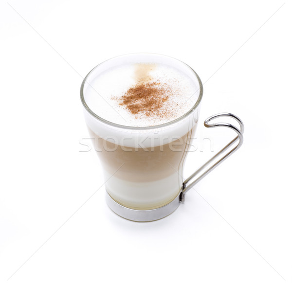cappuccino hot Stock photo © jarp17