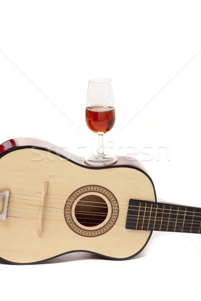 typical Andalusian wine Stock photo © jarp17