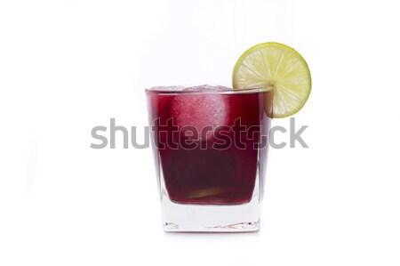 Cape cod une célèbre cocktails monde fruits Photo stock © jarp17