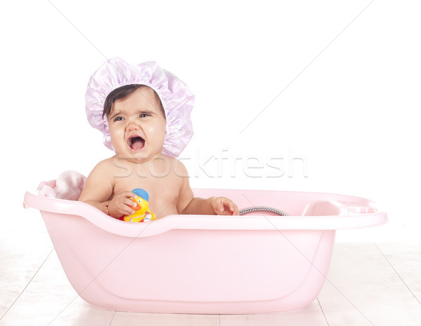 душу девочку плачу не подобно воды Сток-фото © jarp17