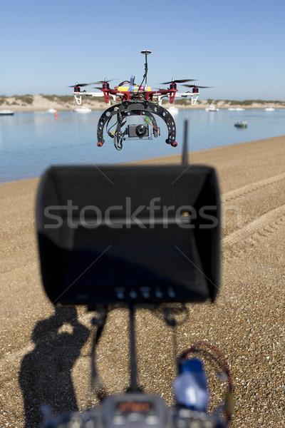 monitor drone Stock photo © jarp17