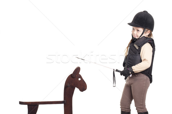 horsewoman Stock photo © jarp17