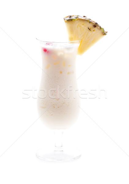 pineapple colada Stock photo © jarp17