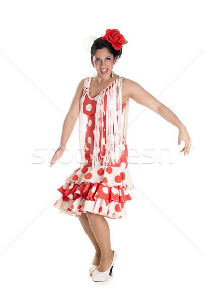flamenca typical Stock photo © jarp17
