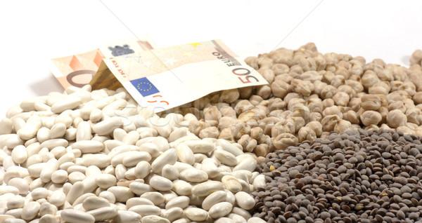 legumes and money Stock photo © jarp17