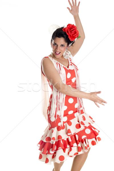 andalusia dance Stock photo © jarp17