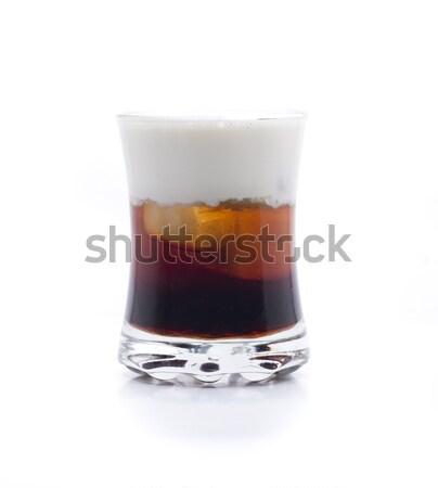 коктейль вверх водка кофе ликер кремом Сток-фото © jarp17