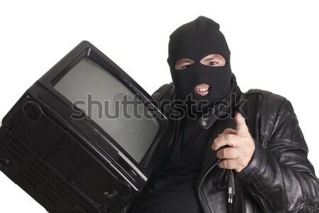 tablet crime Stock photo © jarp17