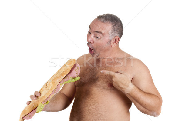 eating Stock photo © jarp17