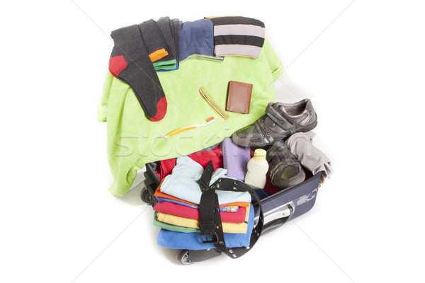 baggage for travel Stock photo © jarp17
