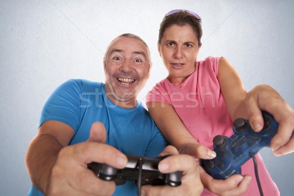 couple play Stock photo © jarp17