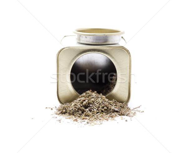 marjoram ingredients Stock photo © jarp17