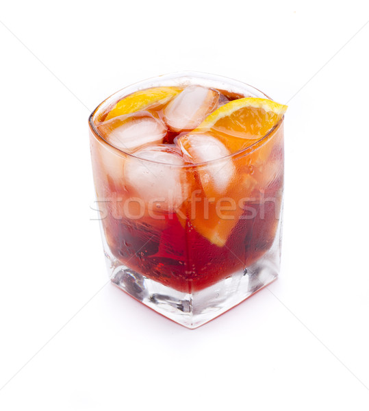 cocktail Americano Stock photo © jarp17