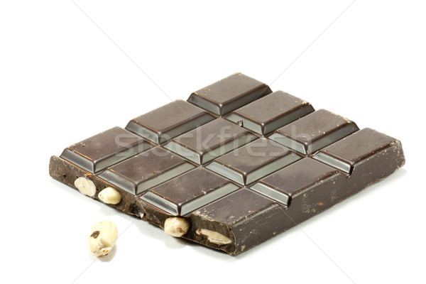 Chocolate comida doce sobremesa Foto stock © jarp17