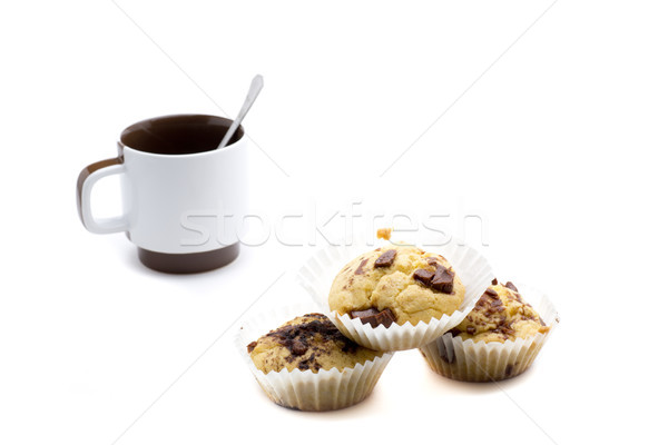 three sweet and cofee Stock photo © jarp17