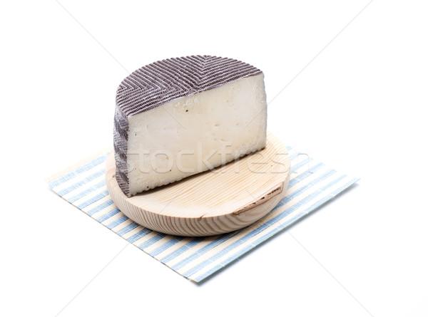 medium cheese Stock photo © jarp17