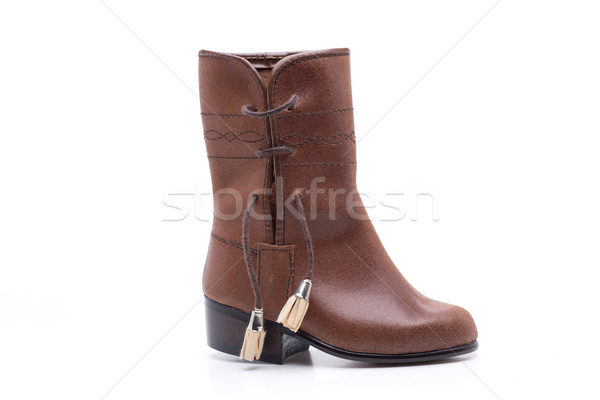 one typical boots Stock photo © jarp17