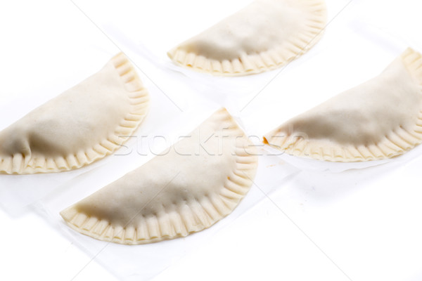 for raw dumpling Stock photo © jarp17