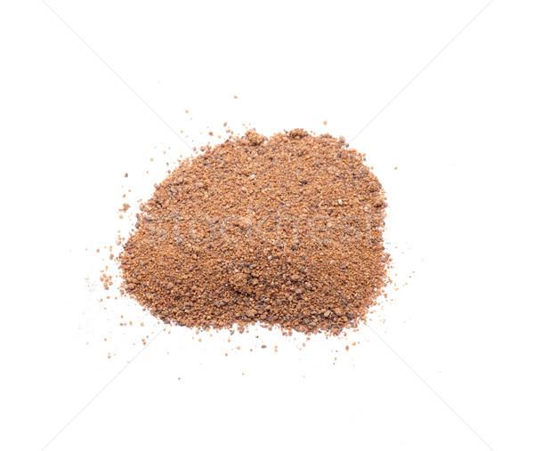 Nootmuskaat specerijen essentieel maaltijden cultuur traditioneel Stockfoto © jarp17
