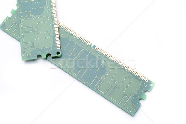 Hardware placa ordenador todo tecnología Foto stock © jarp17