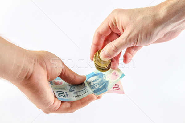 Have Some Cash Stock photo © javiercorrea15