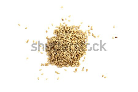 Sesame Seed Stock photo © javiercorrea15