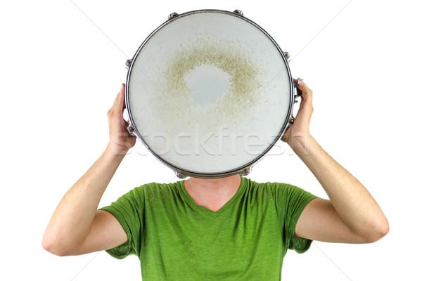 Drum Head Stock photo © javiercorrea15