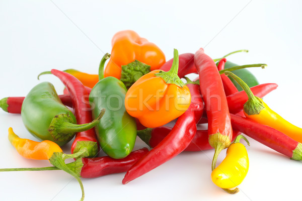 Colours as vibrant as the flavours! Stock photo © javiercorrea15