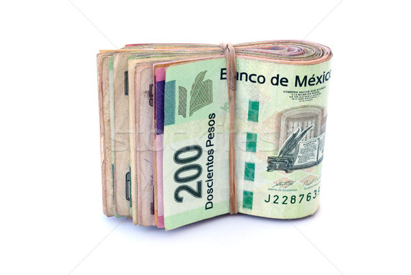 Mexican Currency Stock photo © javiercorrea15