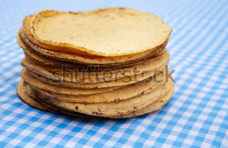 Tortillas from Yucatan  Stock photo © javiercorrea15