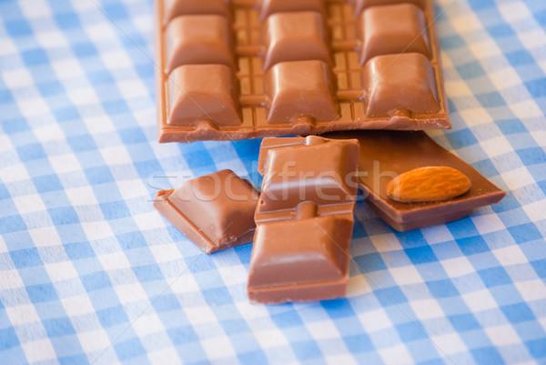 Chocolate  Stock photo © javiercorrea15